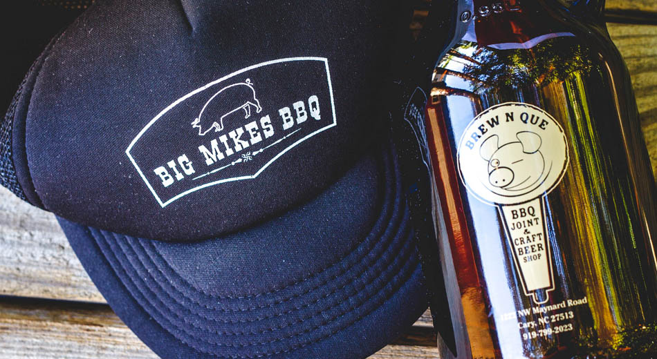 Big Mikes Bbq Restaurant Craft Beer Shop Cary And Apex Nc Brew